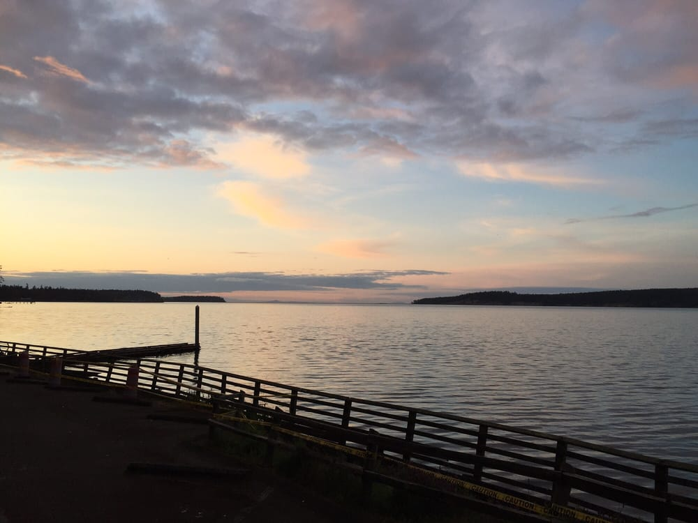 Sequim Bay State Park: 269035 Hwy 101, Sequim, WA