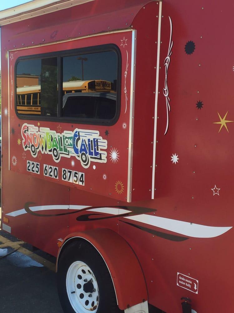 Snowball On Call: Perkins Rd, Baton Rouge, LA