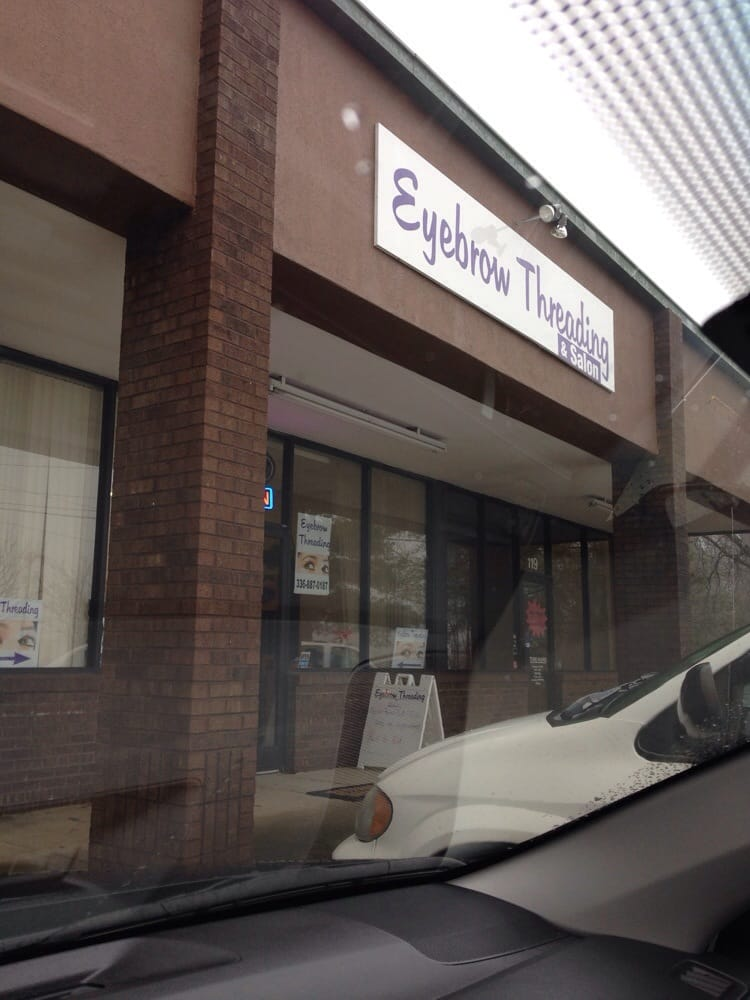 Eyebrow Threading And Salon: 2531 Eastchester Dr, High Point, NC