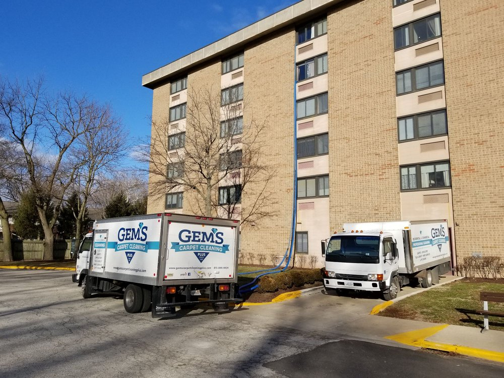 Gem's Carpet Cleaning Plus: 1320 N Main St, Pontiac, IL