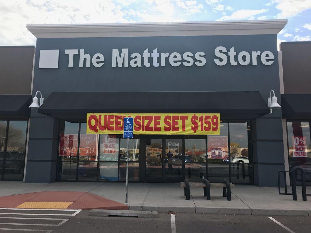 The Mattress Store Albuquerque Denver Mattress Company Furniture Store Albuquerque