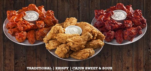 Krispy Krunchy Chicken: 2468 3rd St, Hughson, CA