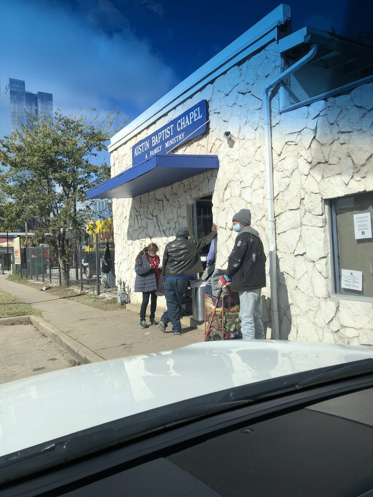 Austin Baptist Chapel: 908 E Cesar Chavez St, Austin, TX