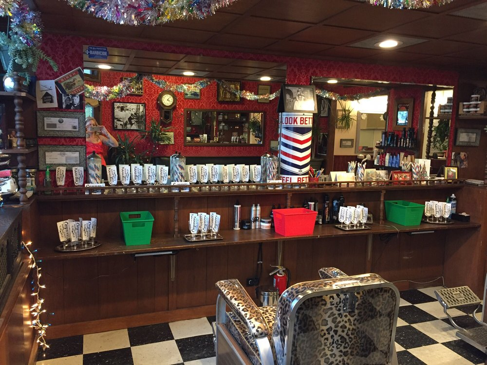 Cayucos Barber and Beauty Shop: 175 N Ocean Ave, Cayucos, CA