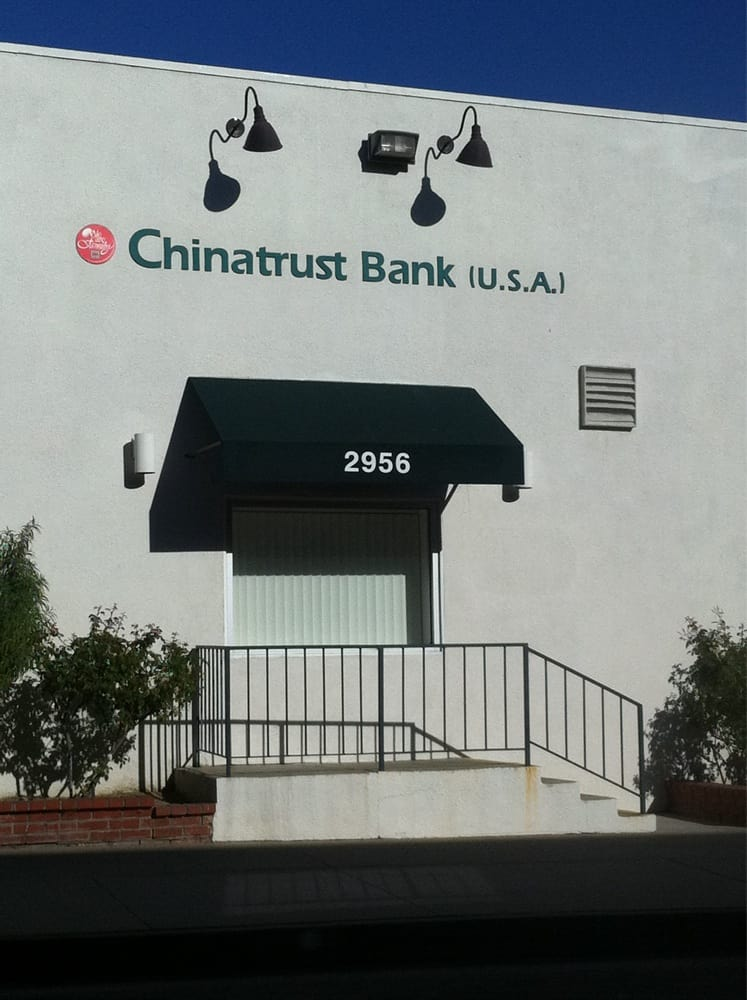 China Trust Bank USA