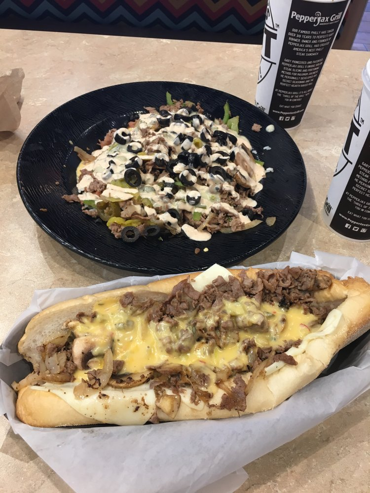 PepperJax Grill: 3130 North Rock Rd, Wichita, KS