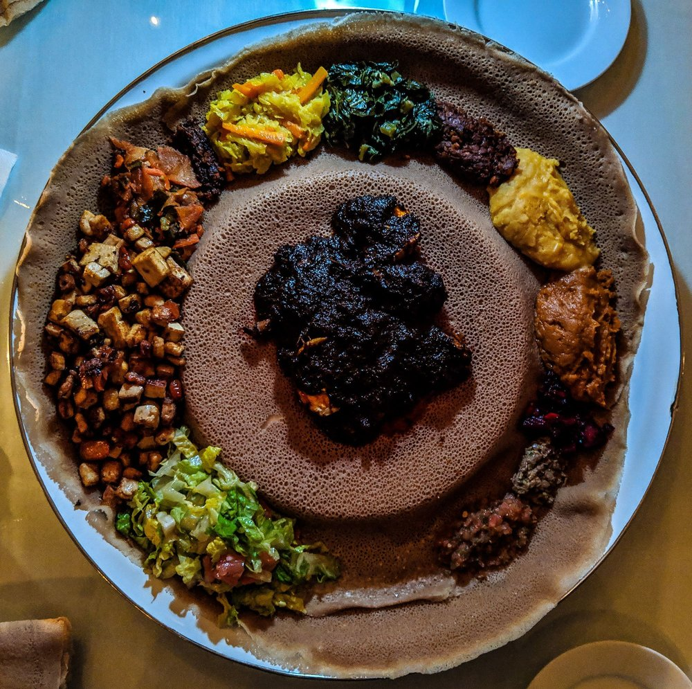 Meals by Genet: 1053 S Fairfax Ave, Los Angeles, CA