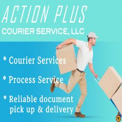 Action Plus Courier Service - Couriers & Delivery Services - 6624