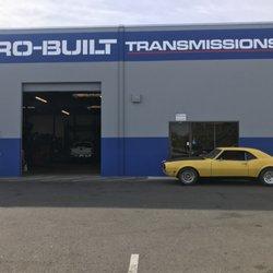 camaro transmission rebuild cost