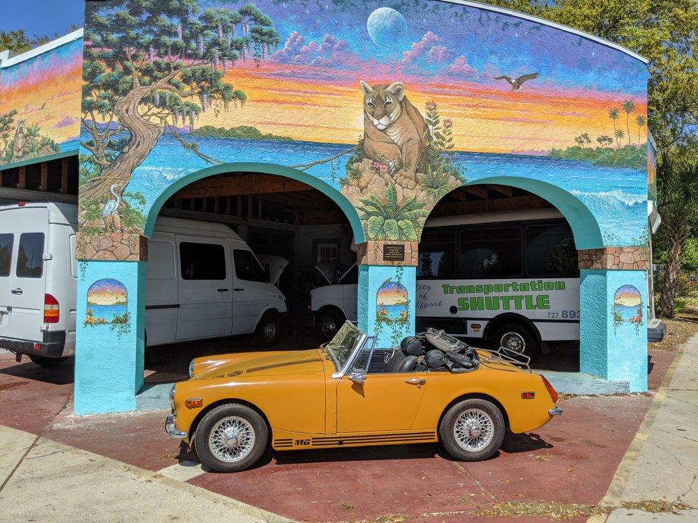 Gulfport Garage: 2731 Beach Blvd S, Gulfport, FL