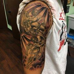 Black Pearl Tattoo Parlor Houston Tx