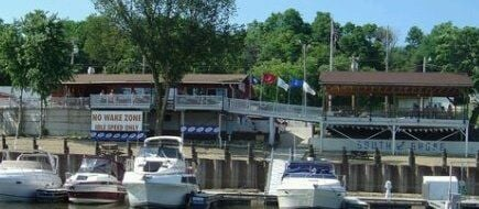 South Shore Boat Club: 2380 Water St, Peru, IL