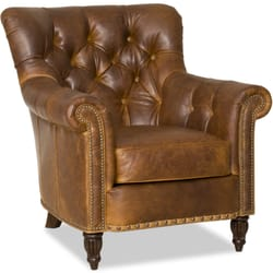 Photo Of Dau Furniture Ellisville Mo United States Leather Tufted Chair