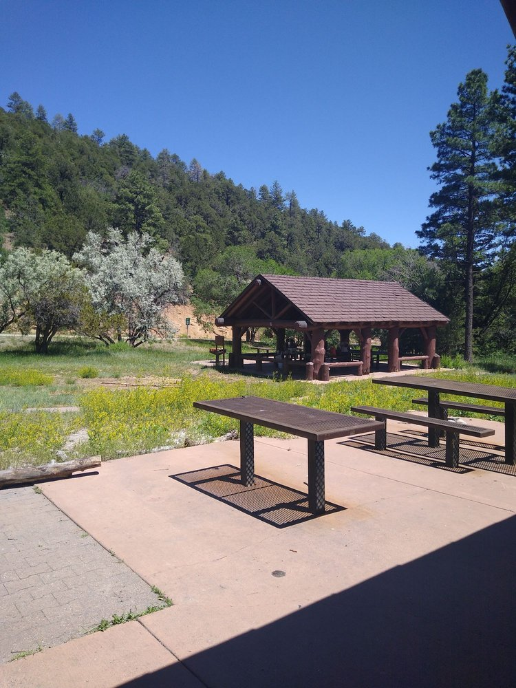 Doc Long Picnic Area: 11776 Hwy 337, Tijeras, NM