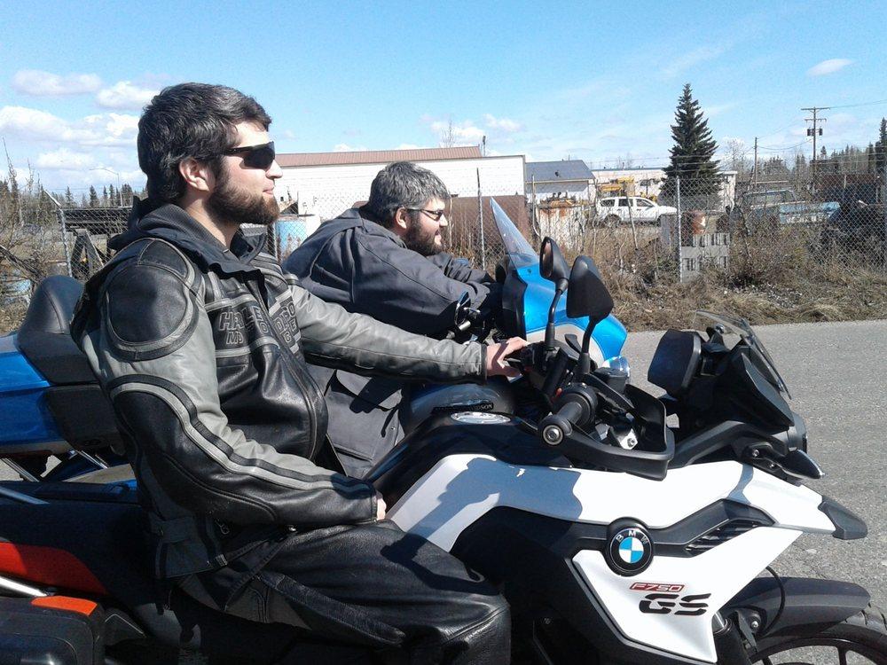 Alaskan Adventure Riders: 1450 Karen Way, Fairbanks, AK