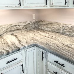 Charming Photo Of Rock Solid Surfaces   Virginia Beach, VA, United States. Fantasy  Brown