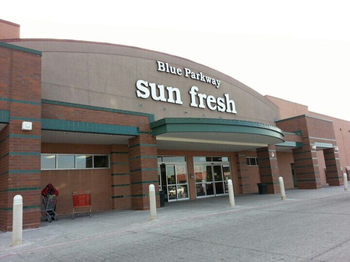 Blue Parkway Sunfresh