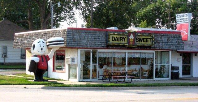 Dairy Sweet: 620 J St, Auburn, NE