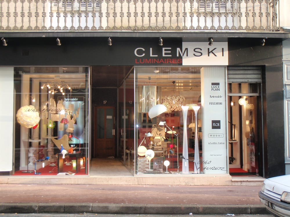 Clemski Luminaires Beleuchtung 17 Rue Lices Angers