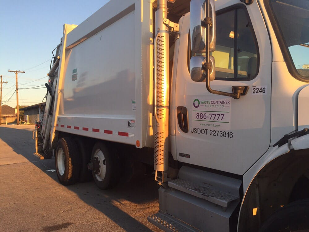 City Of Tulsa Green Waste Phone Number