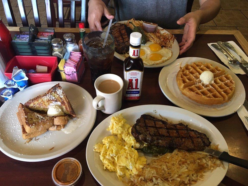 Rodeo Cafe: 5164 Etiwanda Ave, Mira Loma, CA