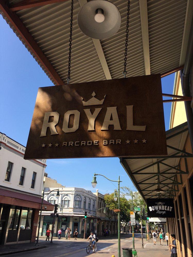 Royal Arcade Bar
