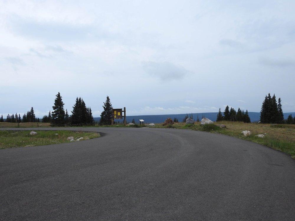 Snowy Range Scenic Byway: 12 Miles W Centennial, Centennial, WY