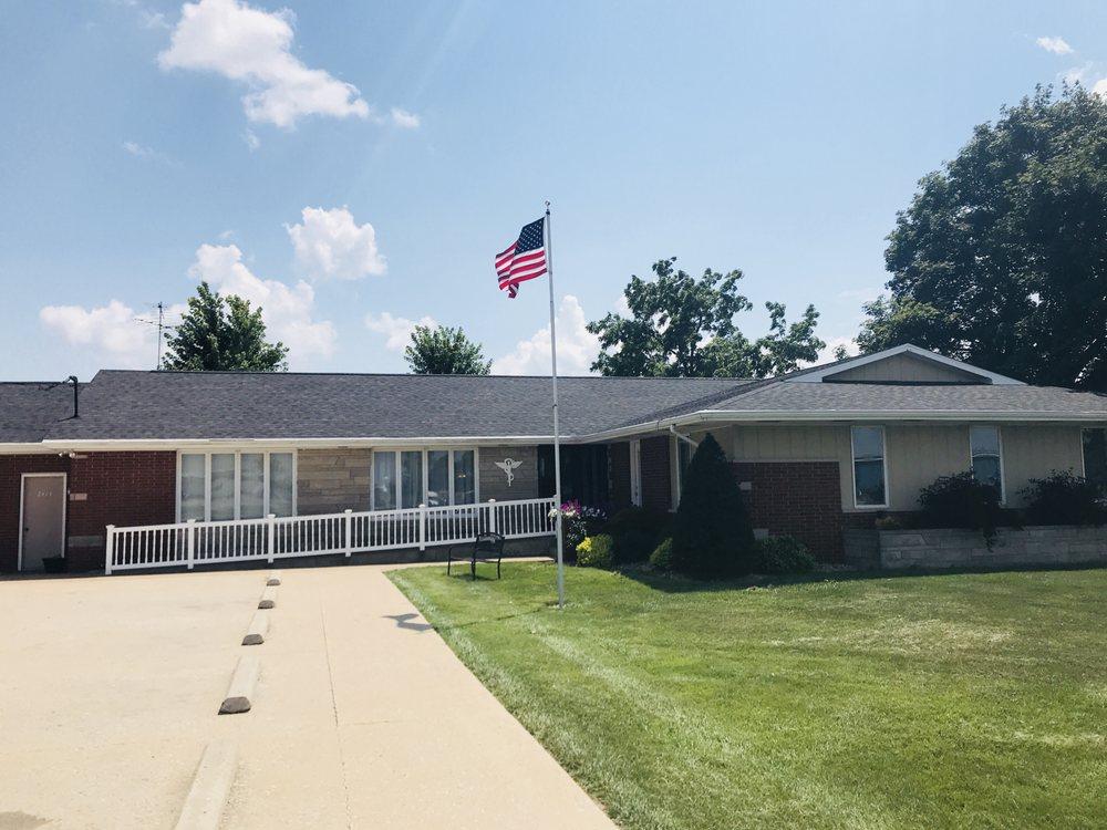 Rexroth Chiropractic Center: 2411 W Mount Pleasant St, West Burlington, IA