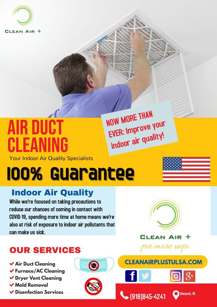 Clean Air +: Glenpool, OK