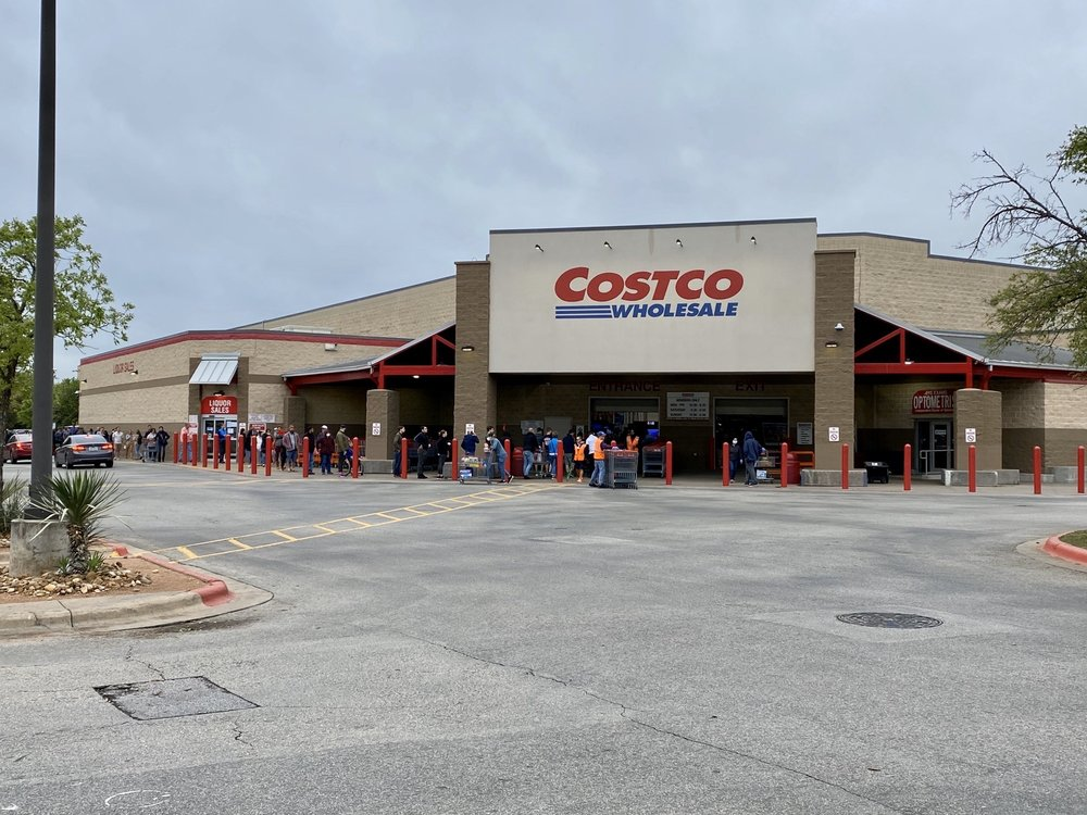 Costco: 10401 Research Blvd, Austin, TX