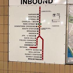 Boston Subway Map Harvard Square.Harvard Square Mbta Station Red Line Buses 16 Photos Train
