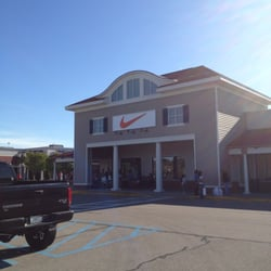 One such establishment is the Nike Wrentham Factory Store in Wrentham, Mass. Located in the Wrentham Village Premium Outlets, the Nike factory outlet carries a complete gamut of Nike products, including men s, women s and children s footwear and apparel.