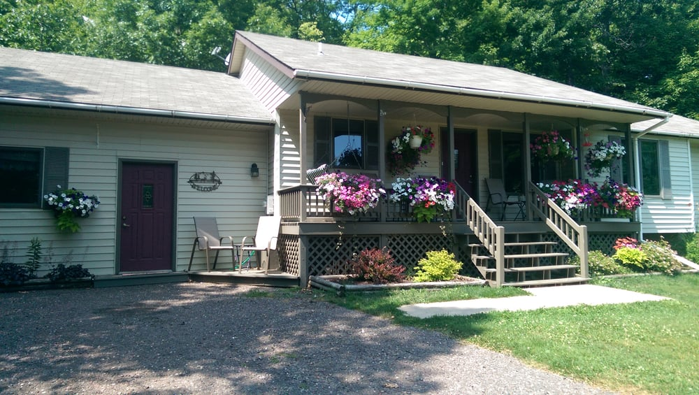 Ole and Lena's Place: 85685 Woodland Trl, Bayfield, WI