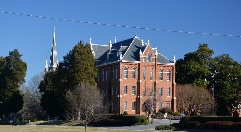 Belmont Abbey College: 100 Belmont Mount Holly Rd, Belmont, NC