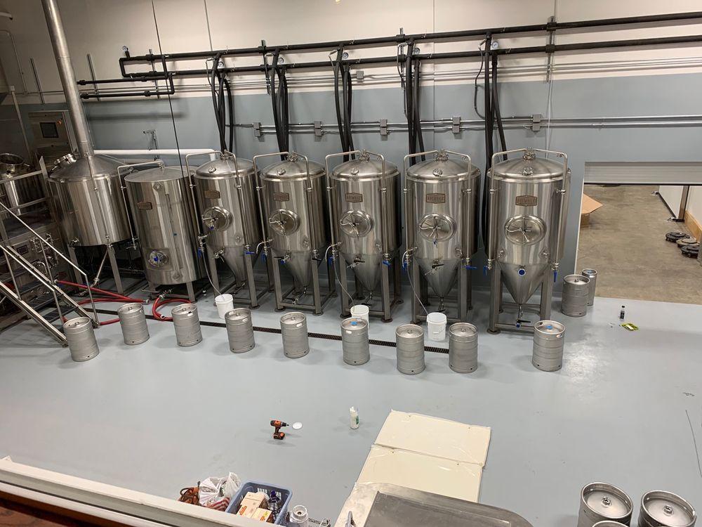 Torg Brewery: 8421 University Ave NE, Spring Lake Park, MN