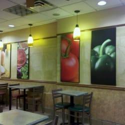 Subway Restaurants Lexington Va