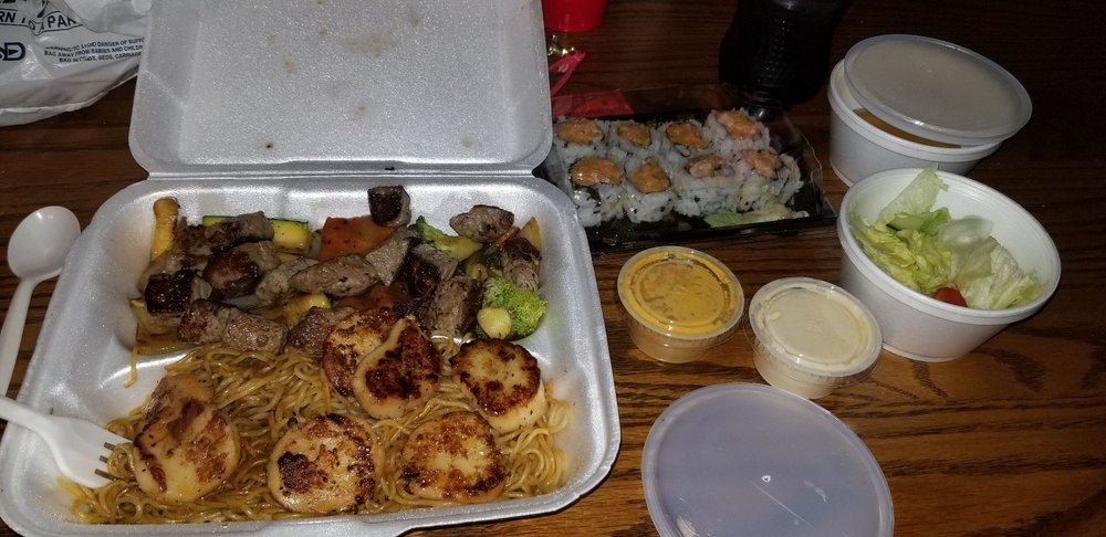 Tokyo Sushi & Steakhouse: 14001 Hyw 43, Russellville, AL