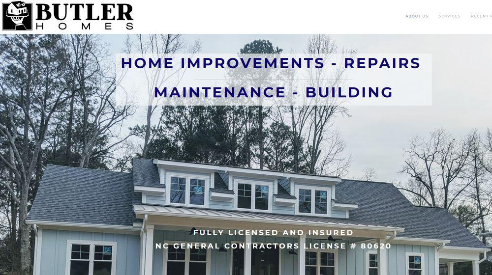 Butler Homes: 145 Baptist Grove Rd, Fuquay-Varina, NC