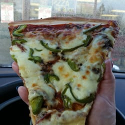 Ginos Pizza Spaghetti Pizza 472 Division Kingston On