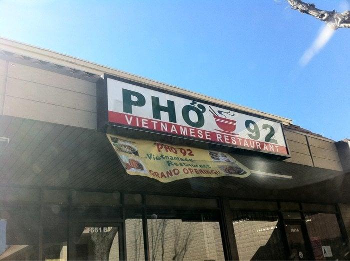 Pho  Restaurant Beaumont Ca