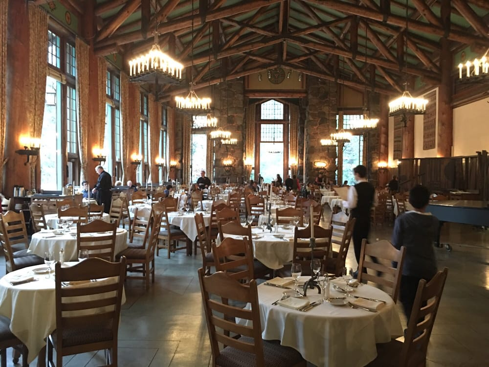 Majestic Yosemite Dining Room