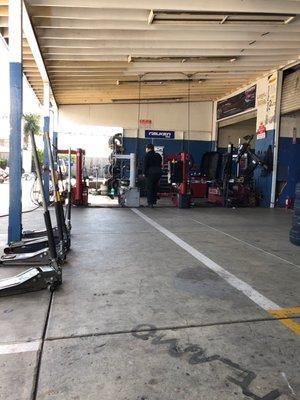 Calderon S Tire Auto Service 156 Williams Rd Salinas Ca Auto Repair