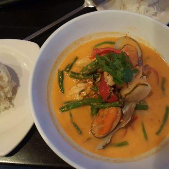 Tom Yum Koong Thai Kitchen Menu