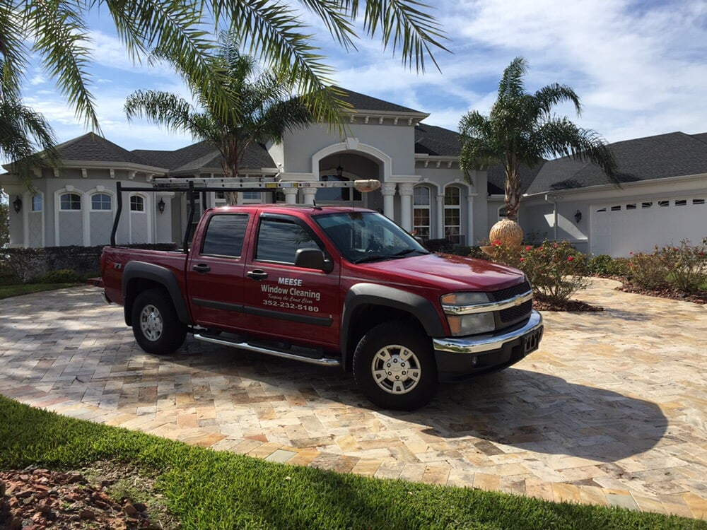 Meese Window Cleaning: 7232 Davenport Ln, Spring Hill, FL