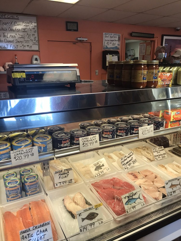Southside Seafood: 1930 Pittston Ave, Scranton, PA