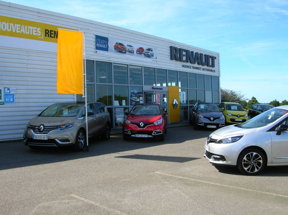 garage renault vannest automobiles situ theix 56450 ForGarage De Theix