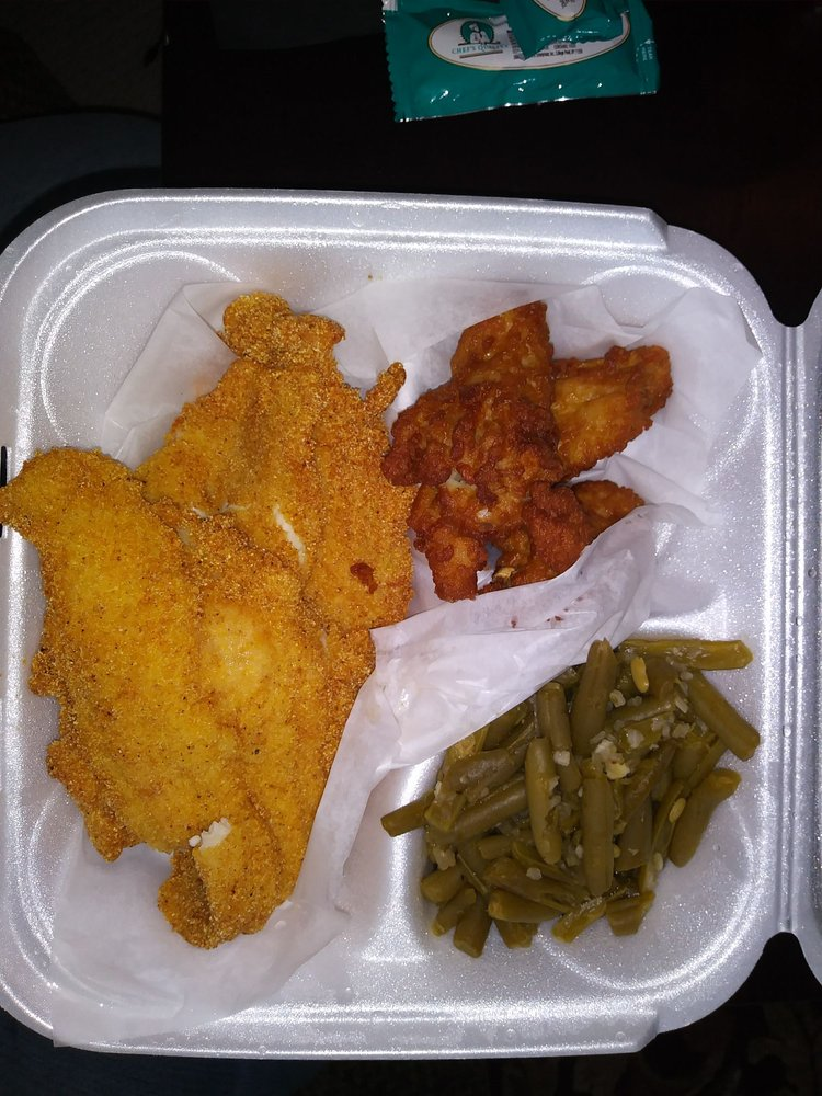 Photos for show me fish chicken yelp for Fishers chicken and fish