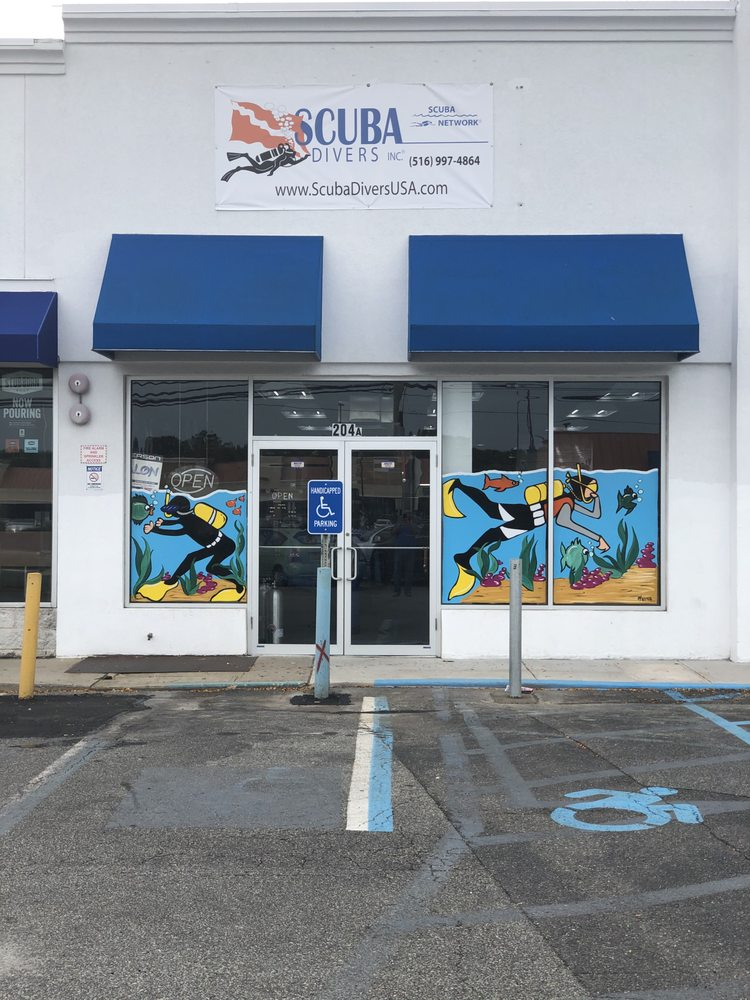 Scuba Network: 204 Glen Cove Rd, Carle Place, NY