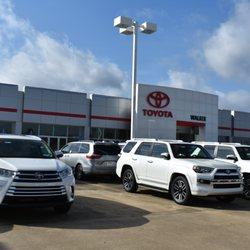 Toyota Alexandria La >> Walker Toyota Concesionarios De Coches 5735 Coliseum