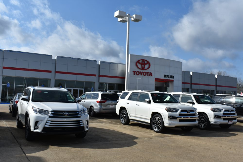 Exceptional Walker Toyota   Car Dealers   5735 Coliseum Blvd, Alexandria, LA   Phone  Number   Yelp